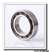 12 mm x 21 mm x 5 mm  NACHI 6801NKE deep groove ball bearings