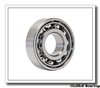 12 mm x 28 mm x 8 mm  KOYO SE 6001 ZZSTMG3 deep groove ball bearings