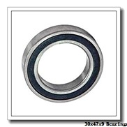 30 mm x 47 mm x 9 mm  NTN 6906LLU deep groove ball bearings