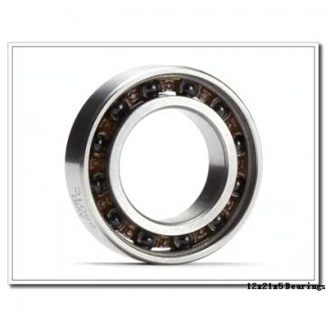 12 mm x 21 mm x 5 mm  NACHI 6801ZZE deep groove ball bearings