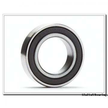 12 mm x 21 mm x 5 mm  NSK 6801ZZ deep groove ball bearings