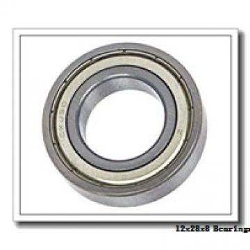 12 mm x 28 mm x 8 mm  FAG 6001-C-2BRS deep groove ball bearings