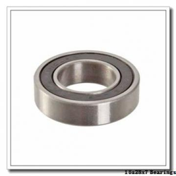 15 mm x 28 mm x 7 mm  SKF S71902 CE/P4A angular contact ball bearings