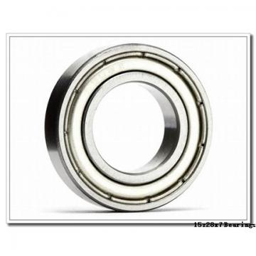 15 mm x 28 mm x 7 mm  ISB 61902 deep groove ball bearings