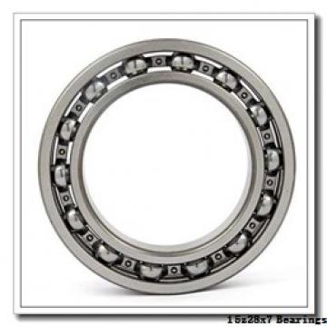 15 mm x 28 mm x 7 mm  ISO 71902 C angular contact ball bearings