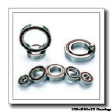 160 mm x 240 mm x 38 mm  ISO 6032 ZZ deep groove ball bearings
