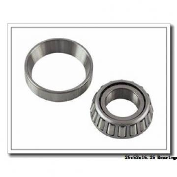 25 mm x 52 mm x 15 mm  ISO 30205 tapered roller bearings