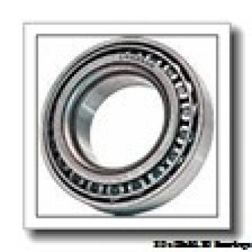 25 mm x 52 mm x 15 mm  NSK HR30205J tapered roller bearings