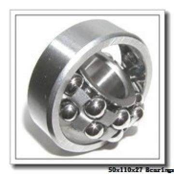 50 mm x 110 mm x 27 mm  Loyal NJ310 cylindrical roller bearings