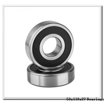 50 mm x 110 mm x 27 mm  ISB 6310-2RS deep groove ball bearings