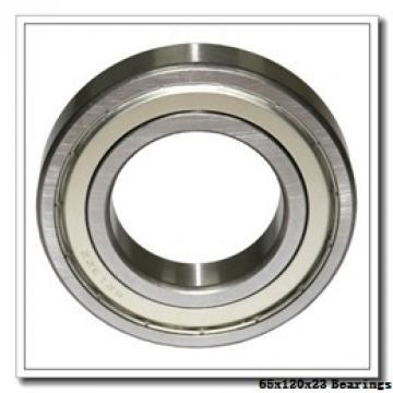65 mm x 120 mm x 23 mm  NKE 6213-Z-N deep groove ball bearings