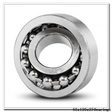 65 mm x 120 mm x 23 mm  SKF 6213N deep groove ball bearings